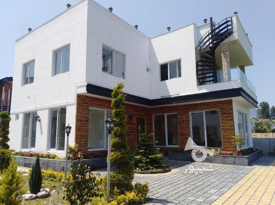 خرید ویلا شهرکی ۴۰۰ متری در نوشهر در گروه خرید و فروش املاک در مازندران در شیپور-عکس1