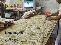 سه دنگ نانوایی دولتی بربری کردکوی در شیپور-عکس کوچک