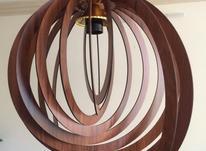 لوستر چوبی در شیپور-عکس کوچک