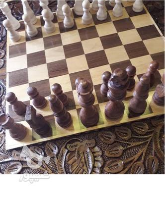 شطرنج معرق در گروه خرید و فروش ورزش فرهنگ فراغت در مازندران در شیپور-عکس1