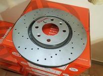 دیسک ترمز سوراخدار برمبو برای زانتیا و دنا ef7 در شیپور-عکس کوچک