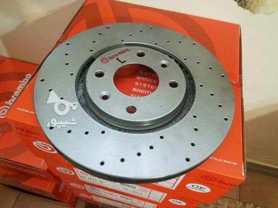 دیسک ترمز سوراخدار برمبو برای زانتیا و دنا ef7 در گروه خرید و فروش وسایل نقلیه در تهران در شیپور-عکس1