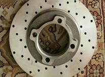 دیسک ترمز پراید سوراخدار فوق خنک شونده برمبو  در شیپور-عکس کوچک