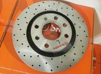 دیسک ترمز سوراخدار برمبو برای پژو 405 در شیپور-عکس کوچک