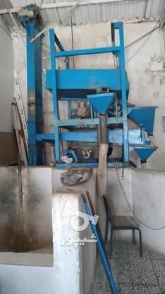 دستگاه بوجاری برنج و غلات در گروه خرید و فروش صنعتی، اداری و تجاری در مازندران در شیپور-عکس4