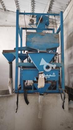 دستگاه بوجاری برنج و غلات در گروه خرید و فروش صنعتی، اداری و تجاری در مازندران در شیپور-عکس1