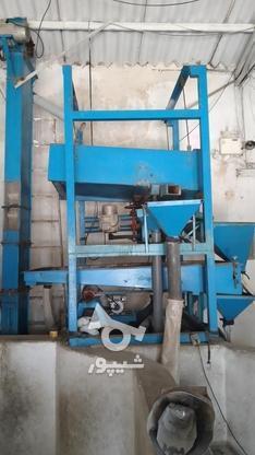 دستگاه بوجاری برنج و غلات در گروه خرید و فروش صنعتی، اداری و تجاری در مازندران در شیپور-عکس3