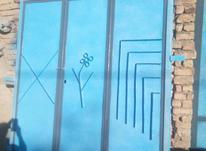 درب حیاط سه لنگه بابهترین پروفیل مقاوم در شیپور-عکس کوچک