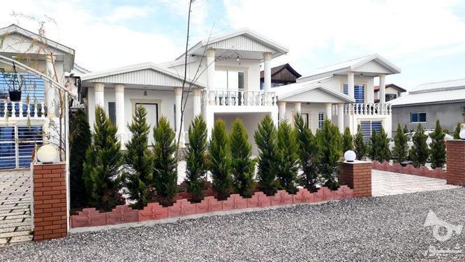 فروش ویلا نیم پیلوت شهرکی سنددار  در گروه خرید و فروش املاک در مازندران در شیپور-عکس1