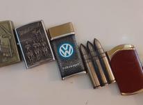 تعدادی فندک قدیمی در شیپور-عکس کوچک