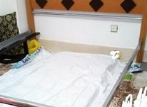تخت دو نفره با پاتختی  در شیپور-عکس کوچک