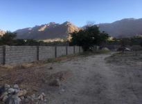 زمین  خوش منظره در منشاد یزد  در شیپور-عکس کوچک