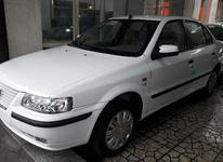 سمند LX 1399 سفید صفر اقساطی در شیپور-عکس کوچک