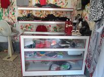 فروش ویترین مغازه نو نو با 2عدد طبقه در شیپور-عکس کوچک
