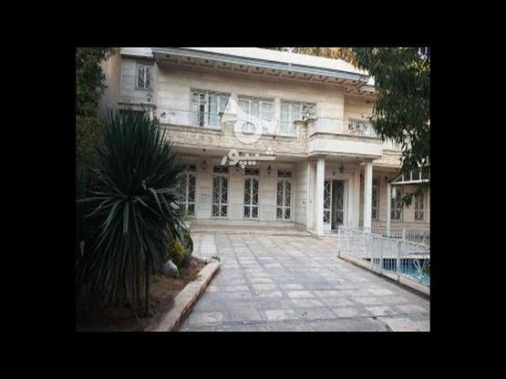 فروش خانه و کلنگی 1100 متر در نیاوران در گروه خرید و فروش املاک در تهران در شیپور-عکس1