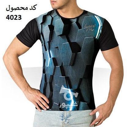 تیشرت سه بعدی در 2 مدل خاص  / پرداخت درب منزل در گروه خرید و فروش لوازم شخصی در البرز در شیپور-عکس1