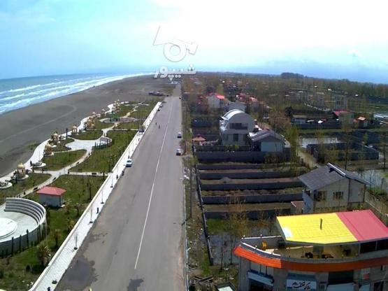 زمین ساحلی 280 متری با جواز ساخت در گروه خرید و فروش املاک در گیلان در شیپور-عکس1