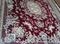 فرش12متری زرشکی رنگ در شیپور-عکس کوچک