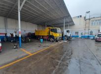 شاگرد تعمیرگاه خودرو سنگین در شیپور-عکس کوچک