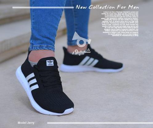 کفش مردانه Adidas مدل Jerry مشکی در گروه خرید و فروش لوازم شخصی در تهران در شیپور-عکس1