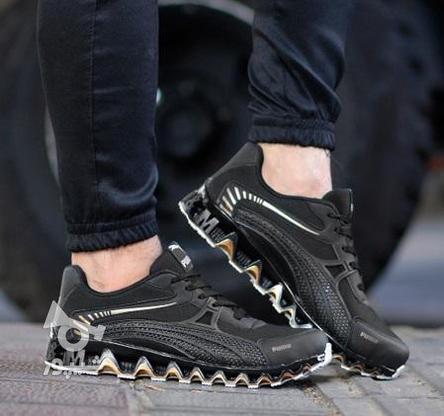 کفش مردانه Puma طرح Dema دما در گروه خرید و فروش لوازم شخصی در تهران در شیپور-عکس1