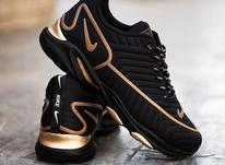کفش مردانه Nike مدل  Anix طلایی در شیپور-عکس کوچک