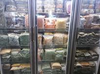 فروش سبزی تازه و خرد شده و انواع سبزیجات سرخ شده در شیپور-عکس کوچک