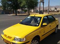 تاکسی سمندEF7 ابهر.خرمدره در شیپور-عکس کوچک