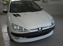پژو 206 (تیپ5) 1399 و 1400 سفید در شیپور-عکس کوچک