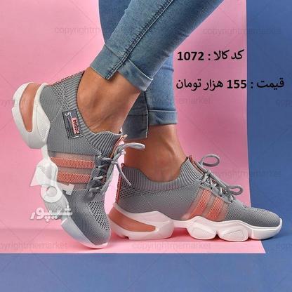 کفش کتونی دخترانه تابستانه و شیک/ پرداخت درب منزل در گروه خرید و فروش لوازم شخصی در تهران در شیپور-عکس1
