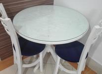 میزهمراه دو صندلی در شیپور-عکس کوچک