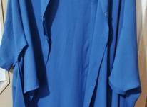 مانتونخی خنک تابستانی فری سایز در شیپور-عکس کوچک