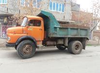 کامیون بنز،هشت تن 1413 در شیپور-عکس کوچک