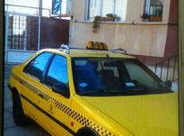 تاکسی پژو 405 مدل 86 دوگانه کارخانه تازه تعمیر در شیپور-عکس کوچک