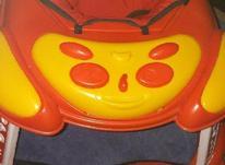 روروعک نورنگ قرمز در شیپور-عکس کوچک