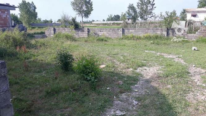 فروش یک قطعه زمین سند دار چالوس.منطقه آبرنگ،داخل بافت. در گروه خرید و فروش املاک در مازندران در شیپور-عکس2