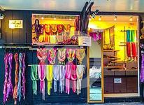 فروشنده خانم جهت شال و روسری مزایای عالی در شیپور-عکس کوچک
