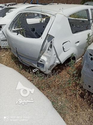 قطعات بدنه رنگ فابریک کارخانه گلگیر کاپوت درب صندوق در گروه خرید و فروش وسایل نقلیه در تهران در شیپور-عکس2