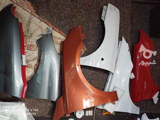 قطعات بدنه رنگ فابریک کارخانه گلگیر کاپوت درب صندوق در گروه خرید و فروش وسایل نقلیه در تهران در شیپور-عکس1