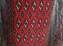 پشتی دست بافت ترکمنی در شیپور-عکس کوچک