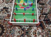 یک عدد فوتبال دستی در شیپور-عکس کوچک