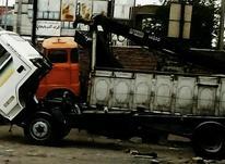 کامیونت هیوندا کروز در شیپور-عکس کوچک