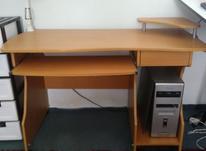 میز کامپیوتر با کیفیت( چوب خارجی ) در شیپور-عکس کوچک