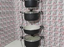 سرویس قابلمه گرانیتی لبه ضخیم در شیپور-عکس کوچک