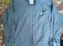 بلوز پیراهن اندامی کتان  در شیپور-عکس کوچک
