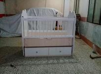تخت کودک گهواره ای در شیپور-عکس کوچک