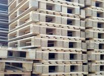 پالت چوبی وجعبه چوبی در شیپور-عکس کوچک