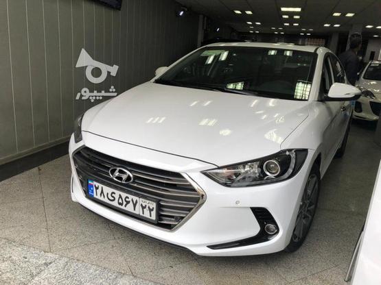 هیوندای النترا 2018 سفید در گروه خرید و فروش وسایل نقلیه در تهران در شیپور-عکس1