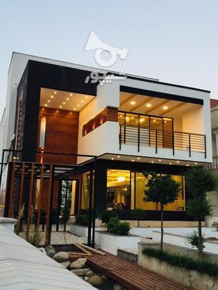 فروش ویلا  تریپلکس درجه یک استخردار 500 متر در نور در گروه خرید و فروش املاک در مازندران در شیپور-عکس1