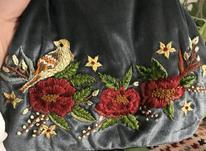کیف گلدوزی شده با دست در شیپور-عکس کوچک